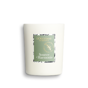 Source d'Harmonie Harmony Candle, , large