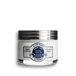 Shea Butter Ultra Rich Comforting Cream, , large