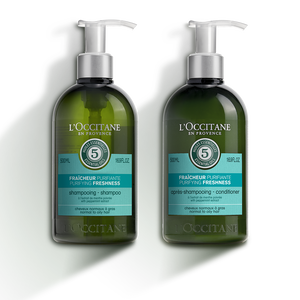 Aromachologie Purifying Hair Duo, , US