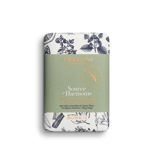 zoom view 1/2 of Source d'Harmonie Harmony Body Soap
