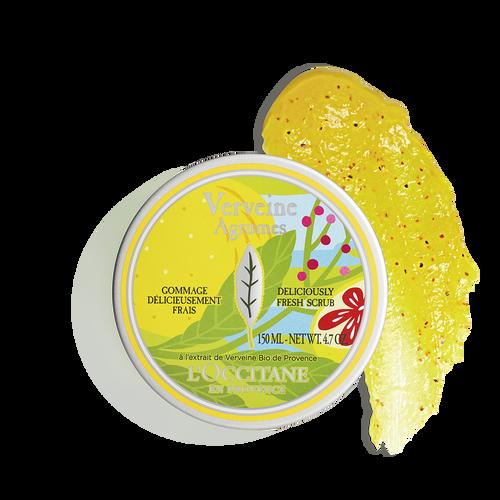 zoom view 1/3 of Citrus Verbena Deliciously Fresh Scrub