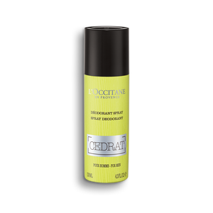 Cedrat Spray Deodorant, , large