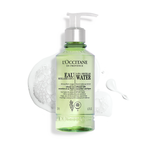 zoom view 1/3 of Cleansing 3-in-1 Micellar Water