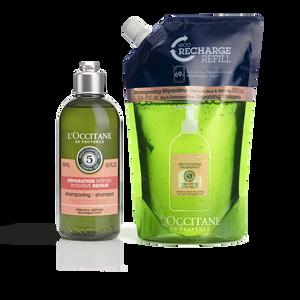 Aromachologie Repairing Shampoo Refill Duo, , US