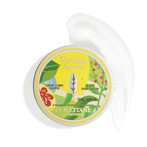 zoom view 1/3 of Citrus Verbena Frappé Body Cream