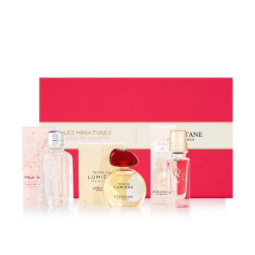 zoom view 1/1 of Mini Fragrance Collection