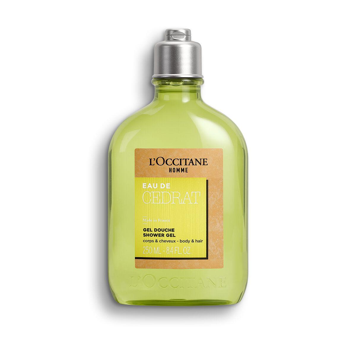 Eau de Cédrat Shower Gel 250 ml.