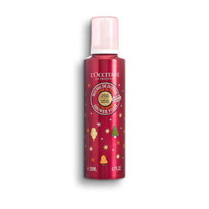 Shea Festive Garden Shower Foam, , large