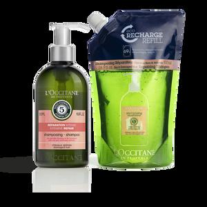 Aroma Repairing Shampoo and Refill, , US