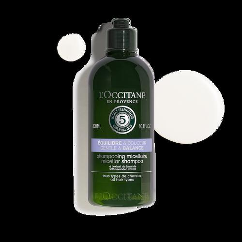 zoom view 1/3 of Aromachologie Gentle & Balance Micellar Shampoo