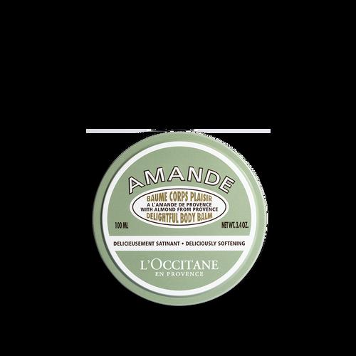 Baume Amande délicieux pour le corps - Hydratant Corps - L'Occitane