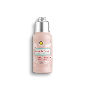 Fleurs de Cerisier Happy Cherry Body Milk, , large