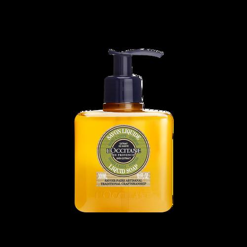 zoom view 1/1 of Shea Hands & Body Verbena Liquid Soap
