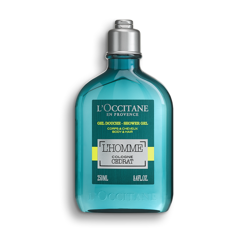 zoom view 1/1 of L'Homme Cologne Cedrat Shower Gel Body  Hair