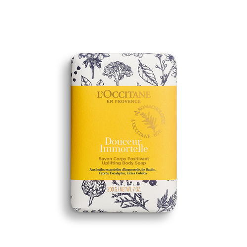 zoom view 1/2 of Douceur Immortelle Uplifting Body Soap