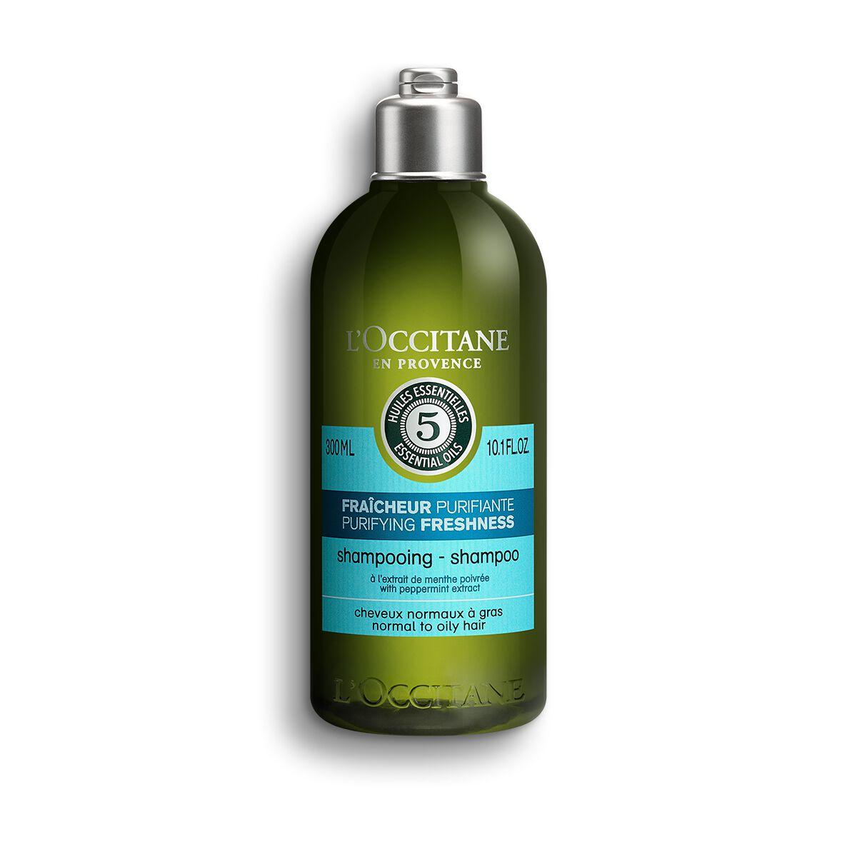Aromachologie Purifying Freshness Shampoo 10.1