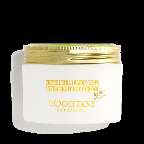 zoom view 1/2 of Shea Butter Bergamot Ultra Light Body Cream