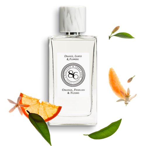 zoom view 1/4 of Orange, Leaves & Flowers Eau de Parfum