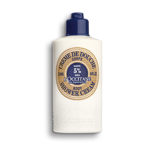 Shea Butter Ultra Rich Shower Cream | Shower & Bath | L'OCCITANE
