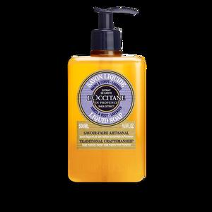 Shea Hands & Body Lavender Liquid Soap, , large