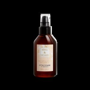 Néroli & Orchidée Hair & Body Oil, , large