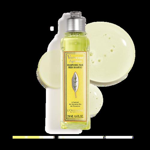 zoom view 1/3 of Citrus Verbena Fresh Shampoo