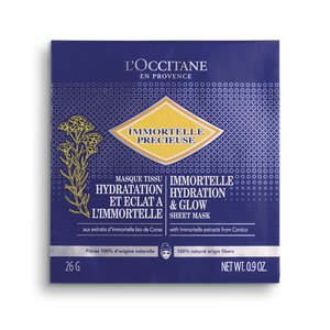 Immortelle Hydration & Glow Sheet Mask, , large