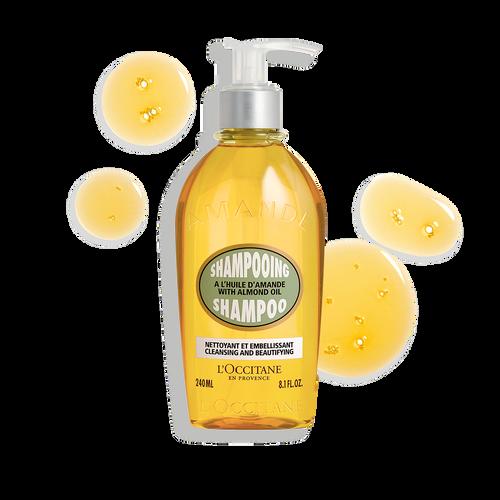 zoom view 1/3 of Almond Shampoo