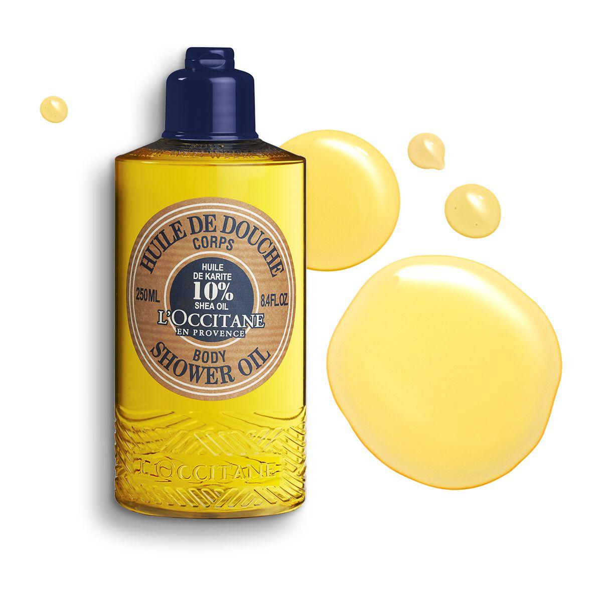 Shea Body Shower Oil 8.4 fl. oz.