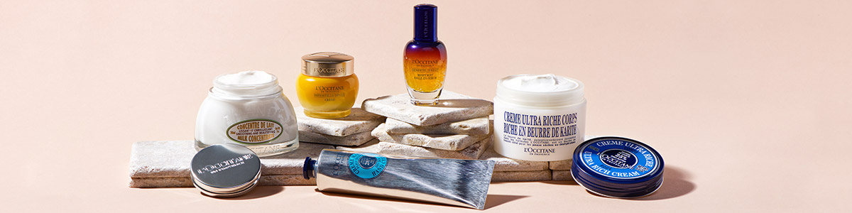 best sellers - L'OCCITANE
