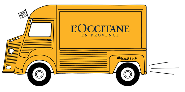 The L'Occi Truck Is On The Move!