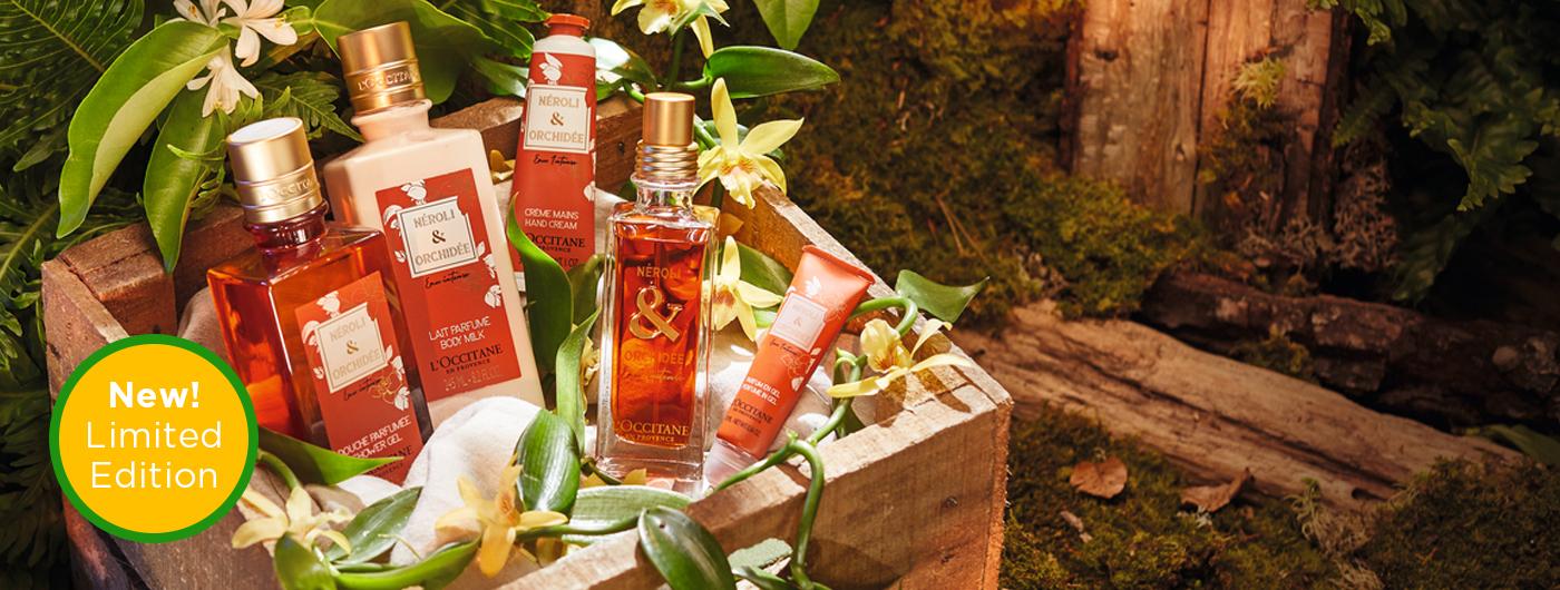 Néroli & Orchidée Eau Intense Collection