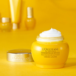 Immortelle Divine Cream SPF - L'Occitane