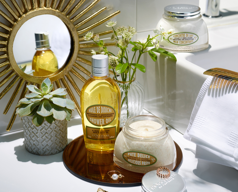 Body Oils - L'Occitane