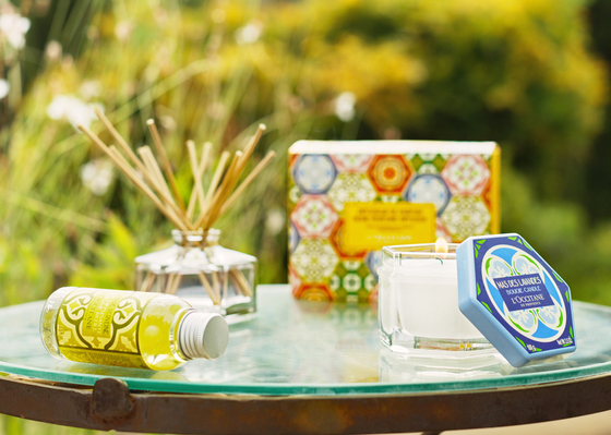 Home Fragrances - L'Occitane