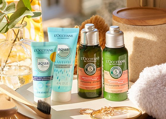 Natural Beauty From The South Of France   L'Occitane USA