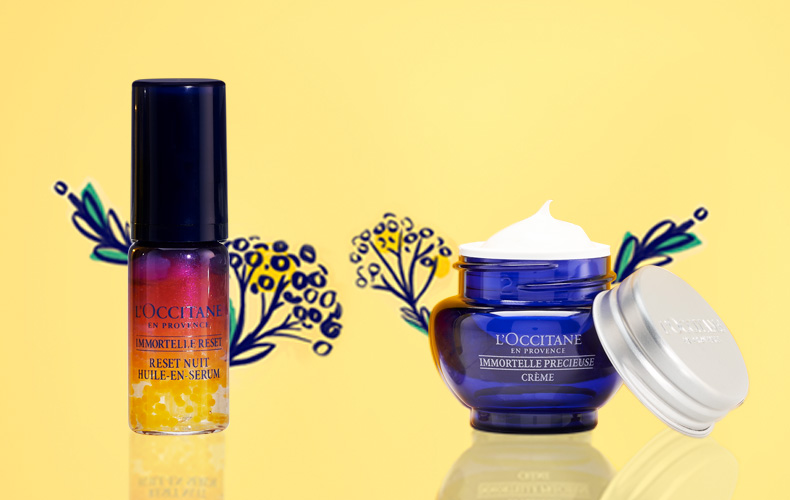 L'OCCITANE- Special Offer