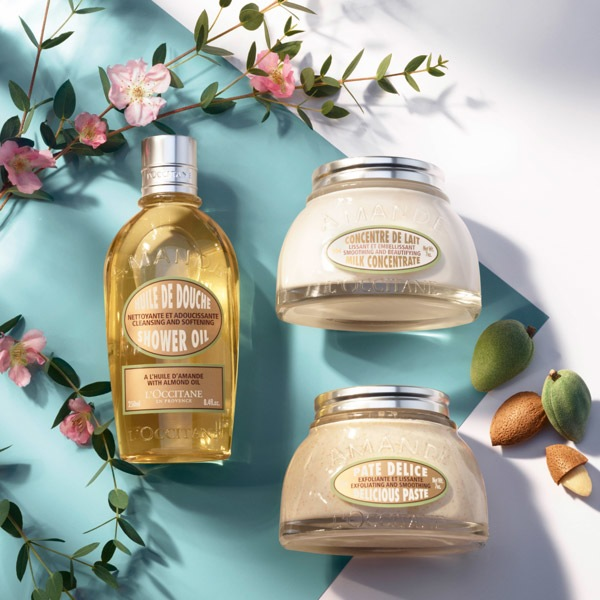 almond bodycare