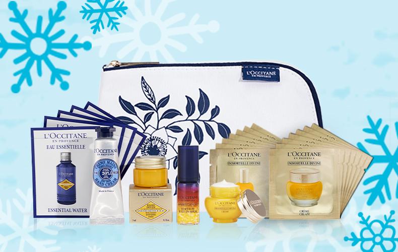 January Rewards- L'Occitane