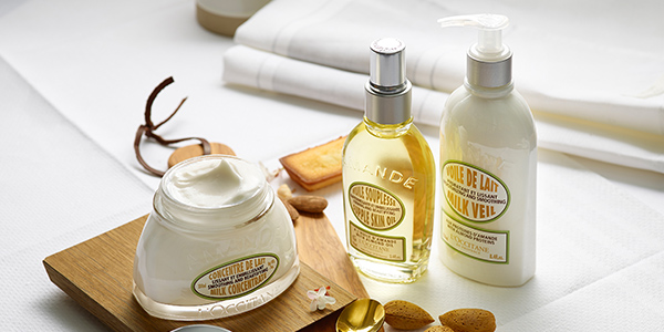 Almond body moisturizer - L'Occitane
