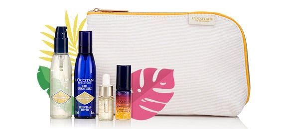 gift with purchase - L'OCCITANE