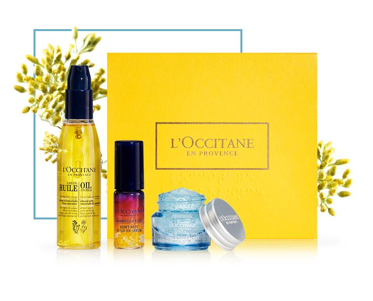 Reset a Friend Gift - L'OCCITANE