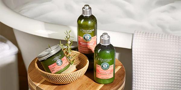 Aromachologie Repairing Hair Products - L'Occitane