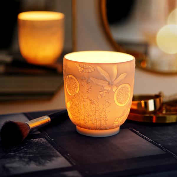 The Porcelain Art of Maison Bernardaud EXCLUSIVE L'OCCITANE DESIGN