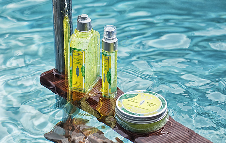 verbena collection - L'OCCITANE