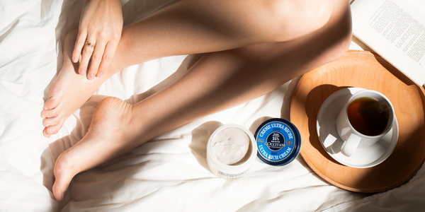 Foot care - L'Occitane