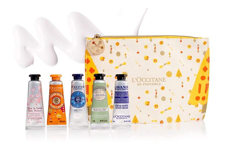 L'Occitane Special Offer