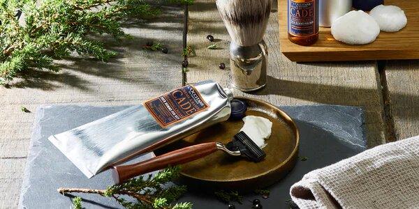 Cade shaving products - L'Occitane