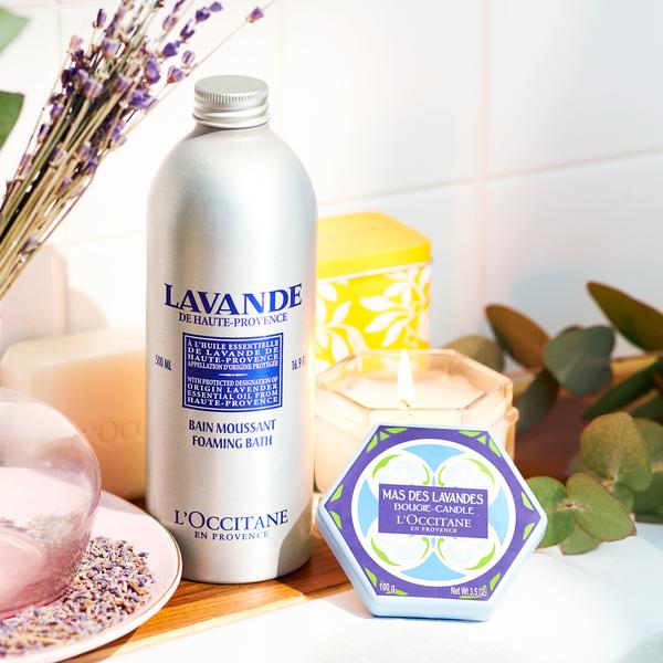 Lavender Bath Products - L'Occitane
