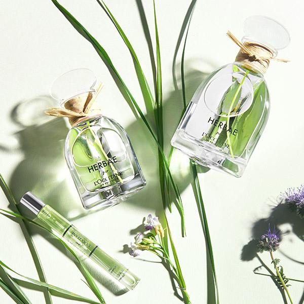 herbae eau de parfum - L'Occitane
